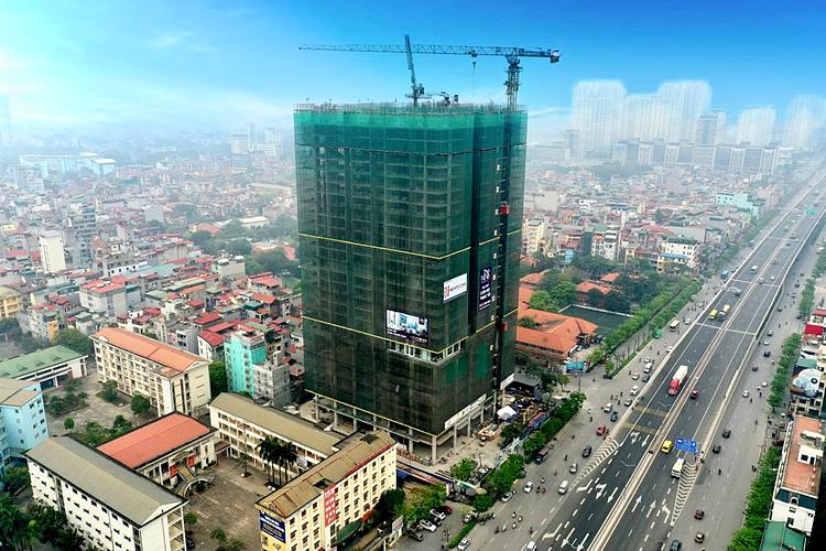 The Nine ghi điểm nhờ chất lượng xây dựng và tiến độ thi công