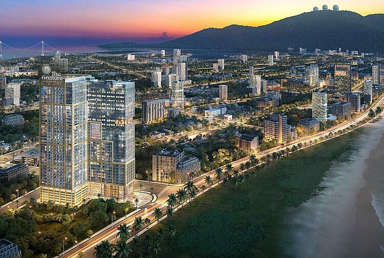 Phối cảnh dự án The 6nature Đà Nẵng