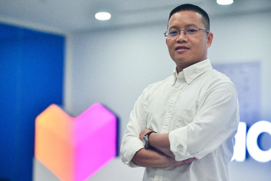 Anh Lê Vĩnh Sơn, Giám đốc phát triển sản phẩm và thanh toán tại Lazada Việt Nam. Ảnh: Lazada.
