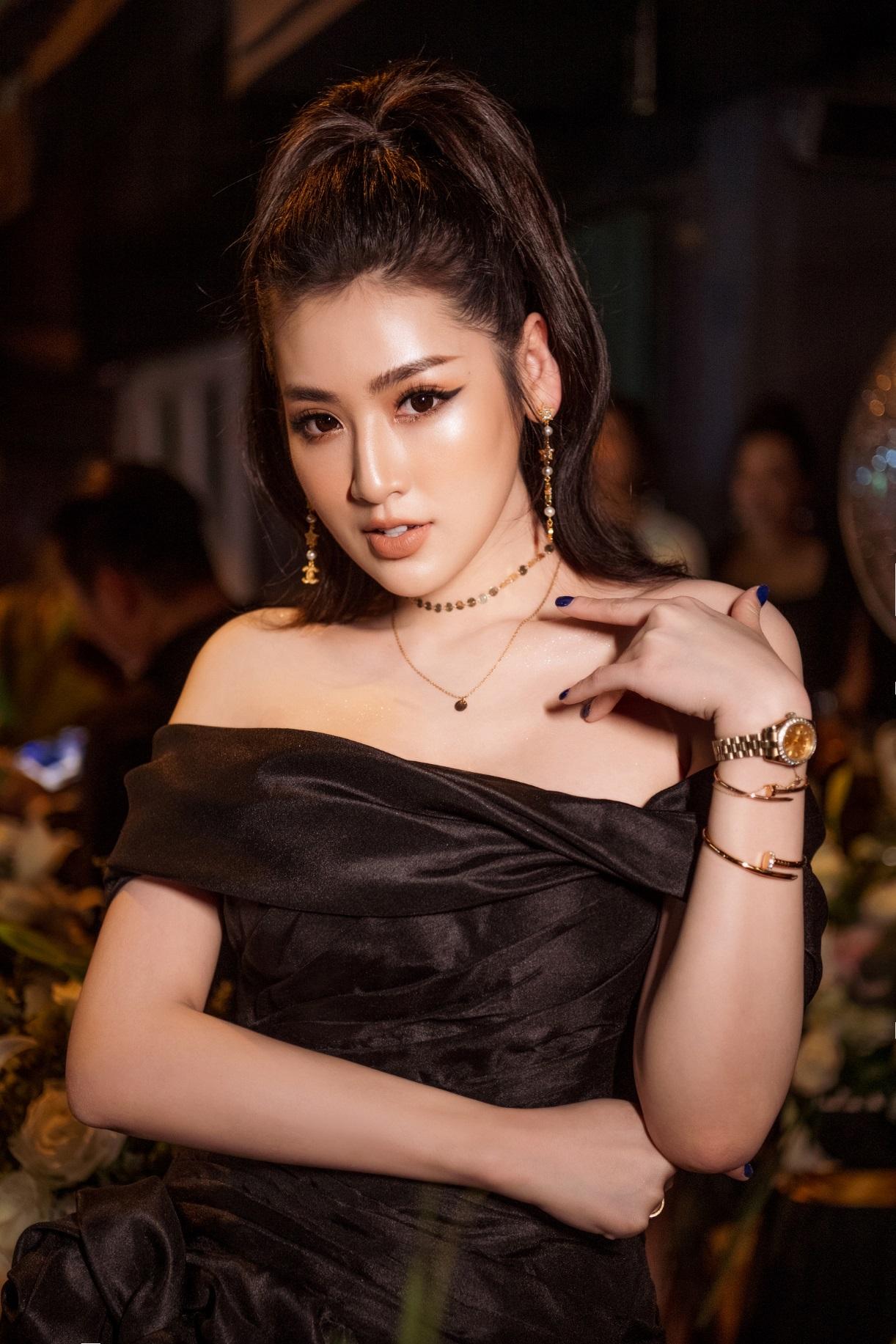 Tú Anh hội ngộ Huyền My dự sự kiện ở Hà Nội - 2