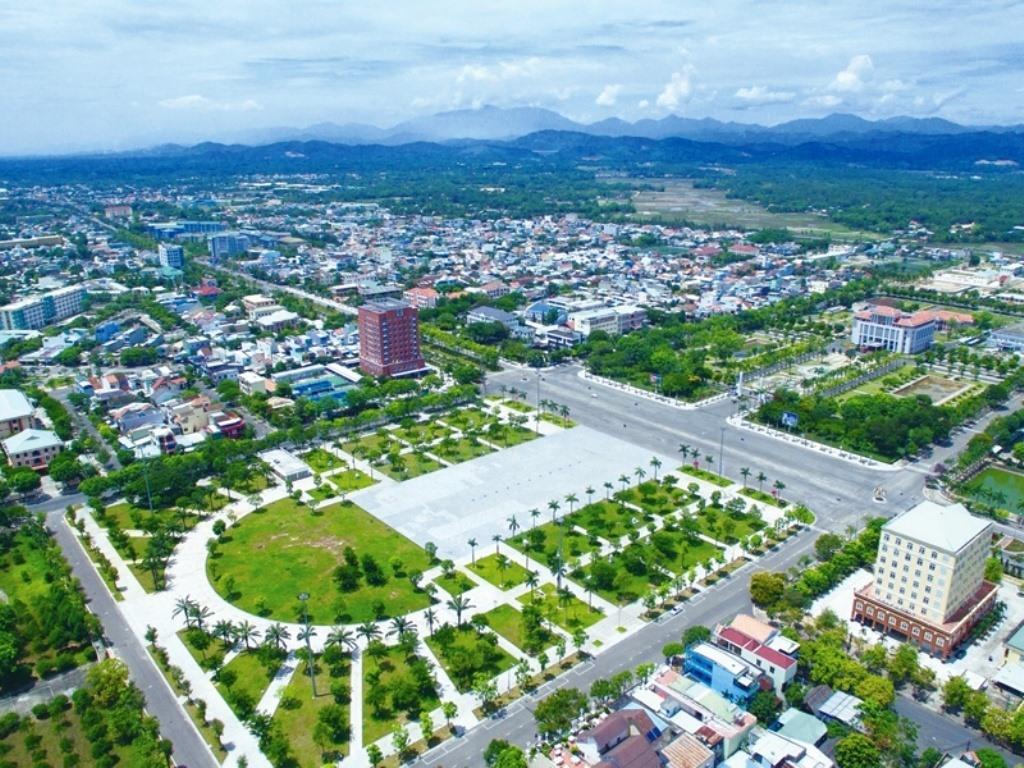 Một góc tỉnh Quảng Nam. Ảnh: Congthuong.vn.