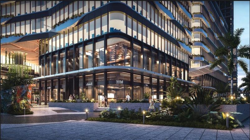 Dự án được vận hành và quản lý chuyên nghiệp giúp nhà đầu tư và cư dân an tâm vào không gian sống cũng như tiềm năng gia tăng giá trị. Ảnh phối cảnh: Masterise Homes.