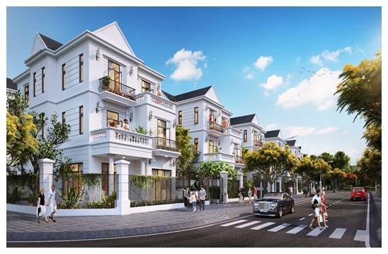 Dự án Opus One nằm giữa trung tâm thành phố Uông Bí, trên tuyến phố Lạc Trung và giao Trần Quốc Toản.
