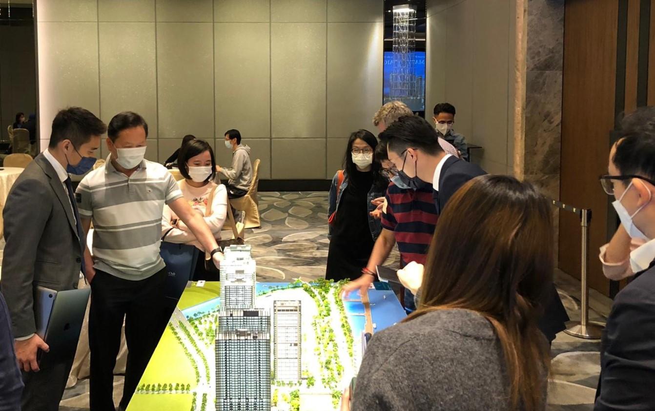 Nhà đầu tư Hong Kong chi triệu đô cho Grand Marina, Saigon