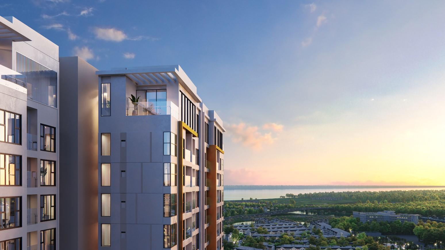 Masteri Centre Point đón đầu tiềm năng căn hộ cao cấp tại TP Thủ Đức
