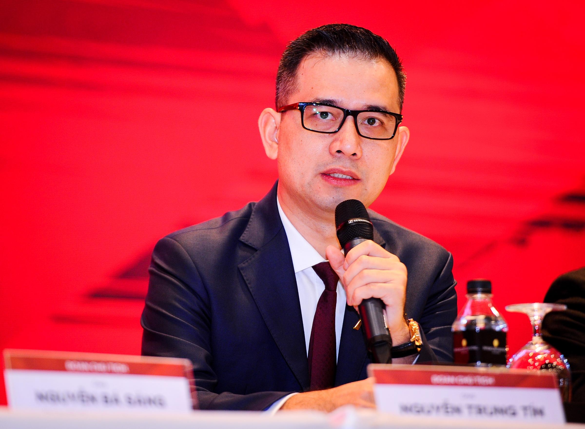 Ông Nguyễn Trung Tín - Phó chủ tịch HĐQT An Gia. Ảnh: An Gia.