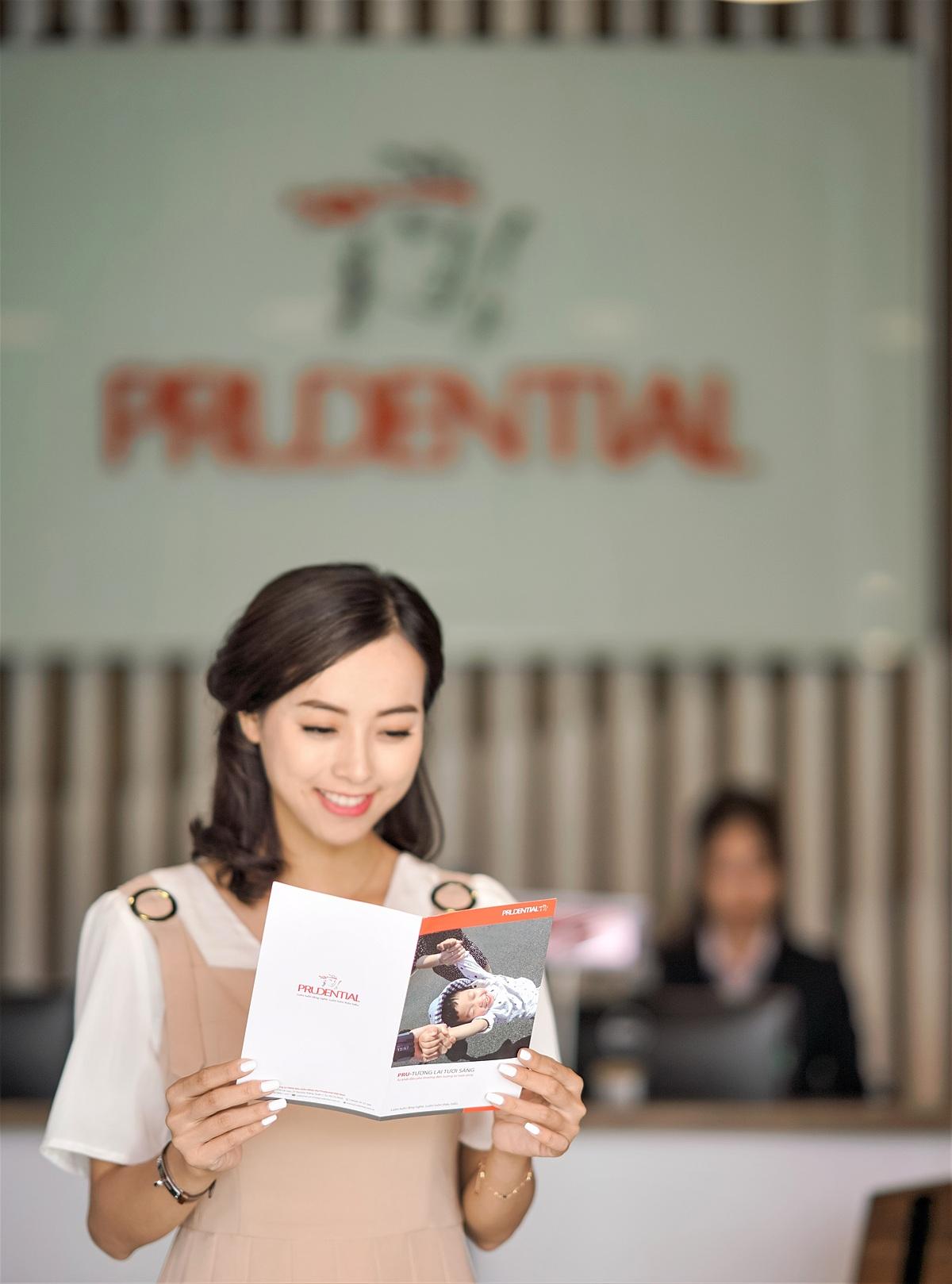 Prudential chú trọng nâng cao trải nghiệm khách hàng. Ảnh: PVA