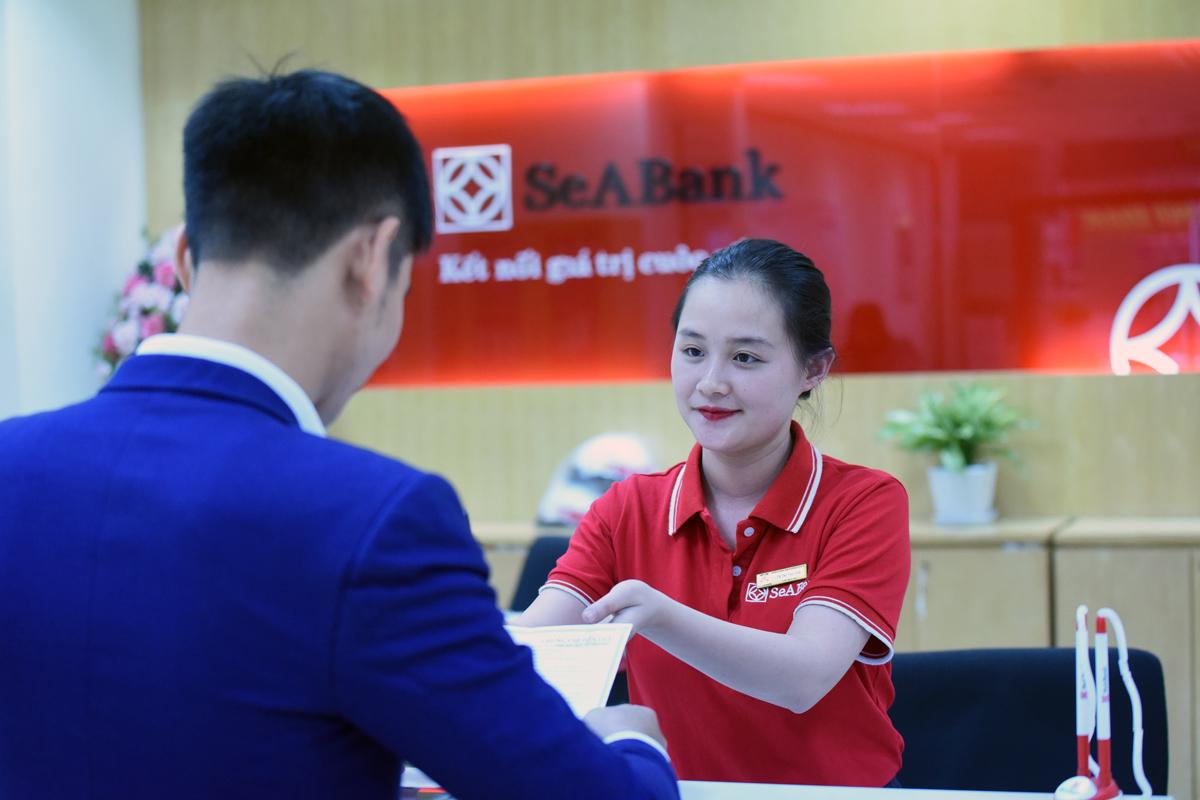 Cùng với mục tiêu lợi nhuận, SeABank dự kiến tăng vốn điều lệ từ 12.087 tỷ đồng lên 15.238 tỷ đồng.