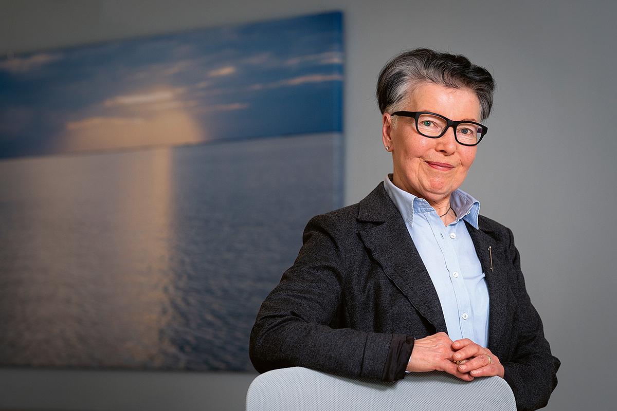 Nữ tỷ phú Karin Sartorius-Herbst