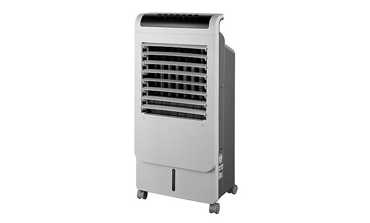 Máy làm mát không khí Kangaroo KG50F11 chỉ còn 2,699 triệu trên Tiki. Sản phẩm có thể điểu khiển từ xa, dễ dàng bố trí ở nhiều không gian khác nhau: phòng khách, phòng ngủ, phòng bếp... tạo làn gió mát tỏa đều khắp không gian. Máy vận hành bằng động cơ SQD êm và tiết kiệm năng lượng. Thân máy bằng nhựa ABS giúp kéo dài tuổi thọ sản phẩm. Khi mua sản phẩm, khách hàng sẽ được miễn phí dịch vụ giao lắp theo lịch hẹn TikiPRO.