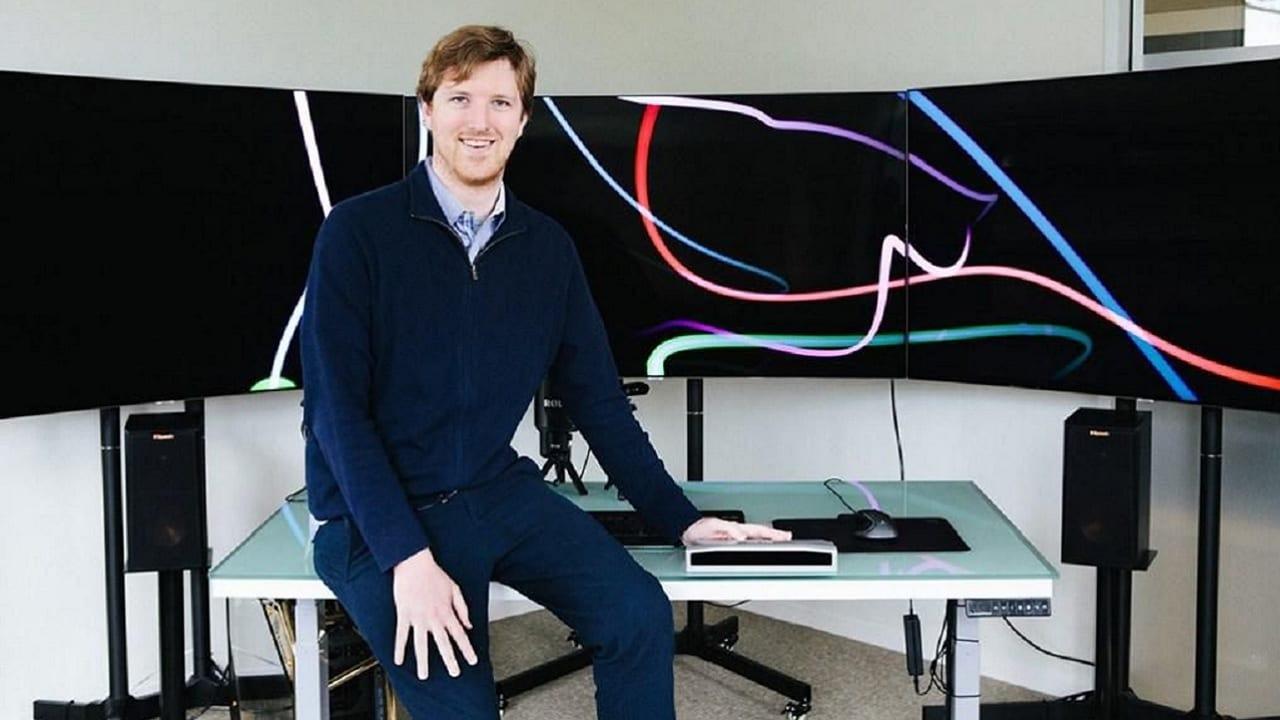 Austin Russell. Ảnh: Luminar Technologies.