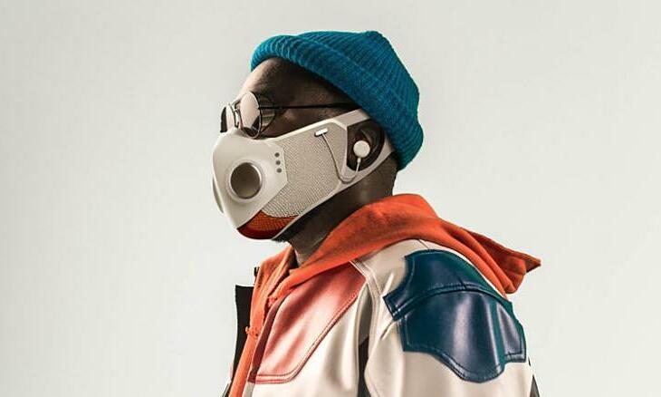 Khẩu trang thông minh Xupermask có giá 299 USD. Ảnh: Honeywell