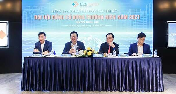 Cen Land tăng mục tiêu doanh thu lên 5.000 tỷ đồng