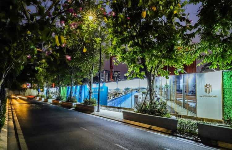Masterise Homes phát triển bất động sản hàng hiệu trên khu 'đất vàng'