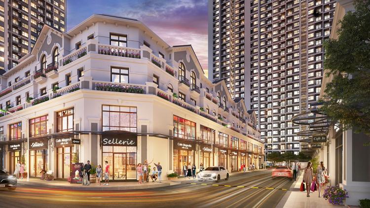 Vinhomes mở bán toà căn hộ dịch vụ tại khu đô thị thông minh