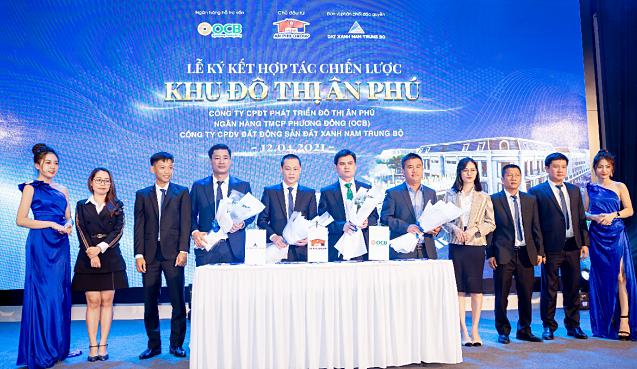 Đất Xanh Nam Trung Bộ phân phối độc quyền đất nền dự án Ân Phú