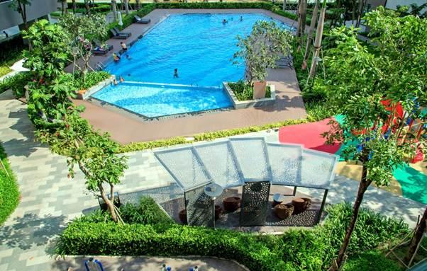 Mizuki Park – điểm nhấn xanh giữa Nam Sài Gòn
