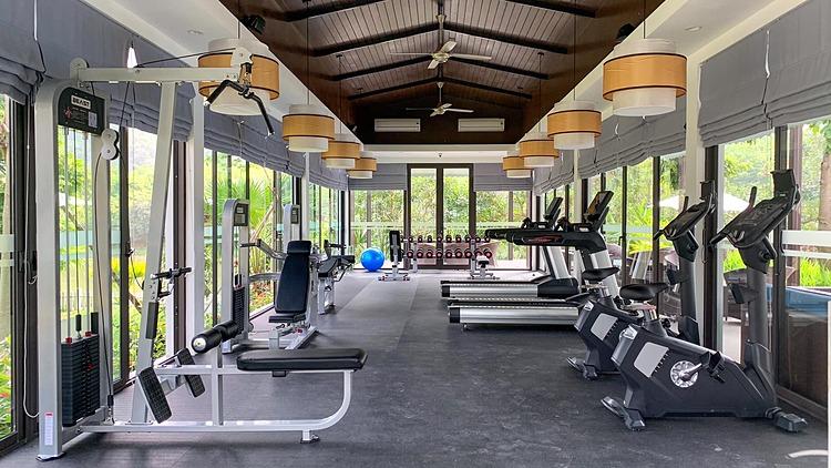 Khu Xanh Premium Hill (Xanh Villas) đầu tư các khu thể thao ngoài trời và trong nhà cho lối sống năng động, khỏe mạnh