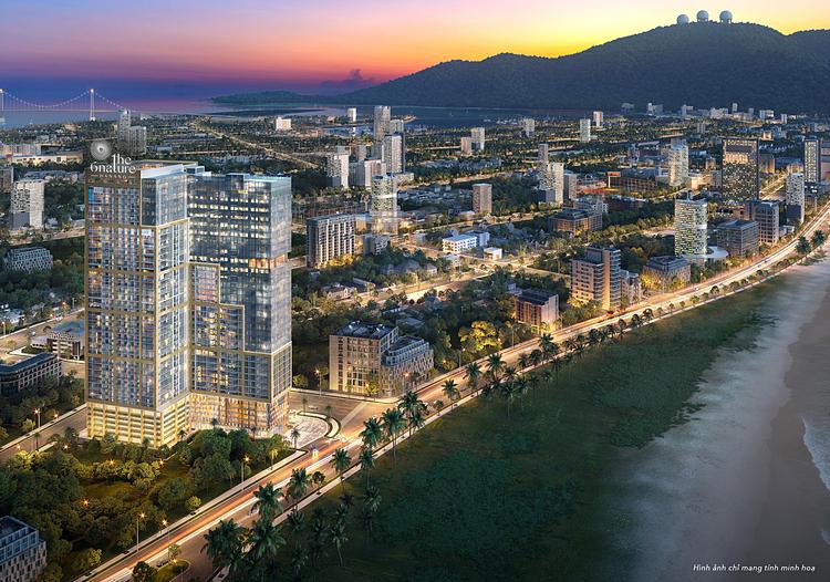 Bất động sản Đà Nẵng hưởng lợi từ đề án trung tâm tài chính