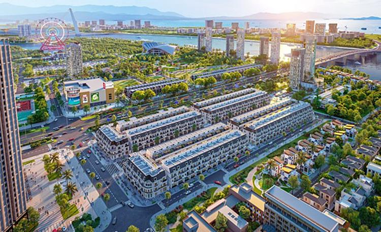 Lợi thế pháp lý chuỗi shophouse nghìn tỷ của Regal Pavillon Da Nang