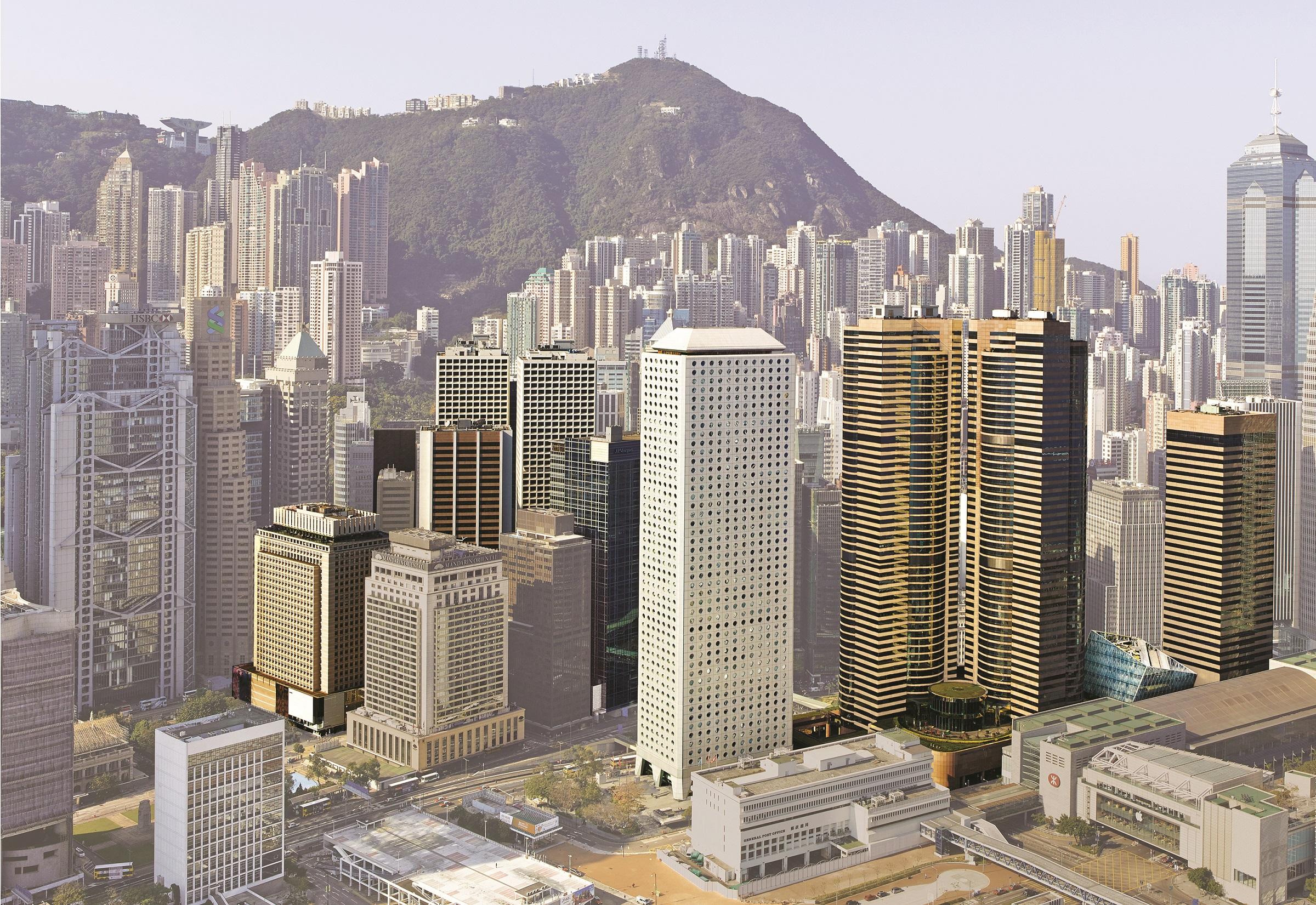 Vị thế của Hongkong Land – nhà phát triển dự án The Marq