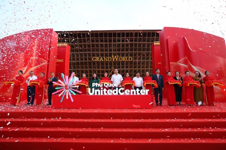 Vingroup khai trương siêu quần thể giải trí, nghỉ dưỡng tại Phú Quốc