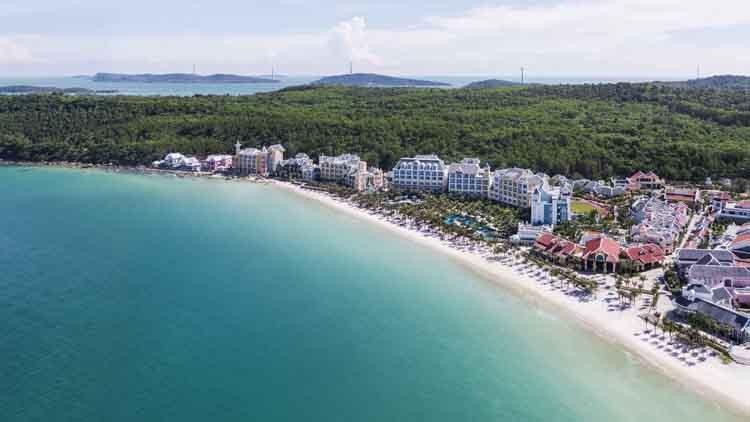 Cơ hội để Nam Phú Quốc thành trung tâm nghỉ dưỡng, thương mại quốc tế