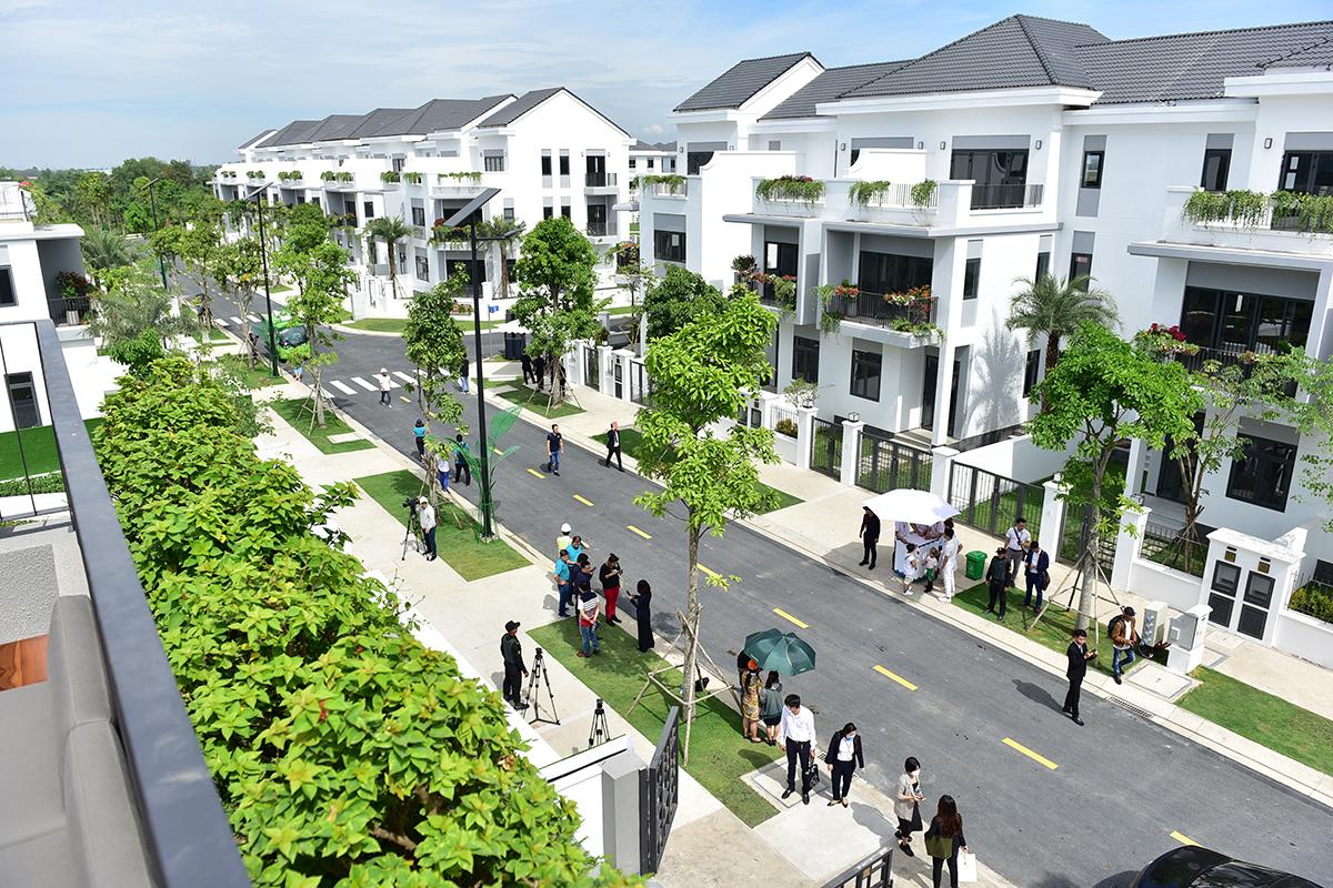 Đồng Nai thành thủ phủ biệt thự, nhà phố