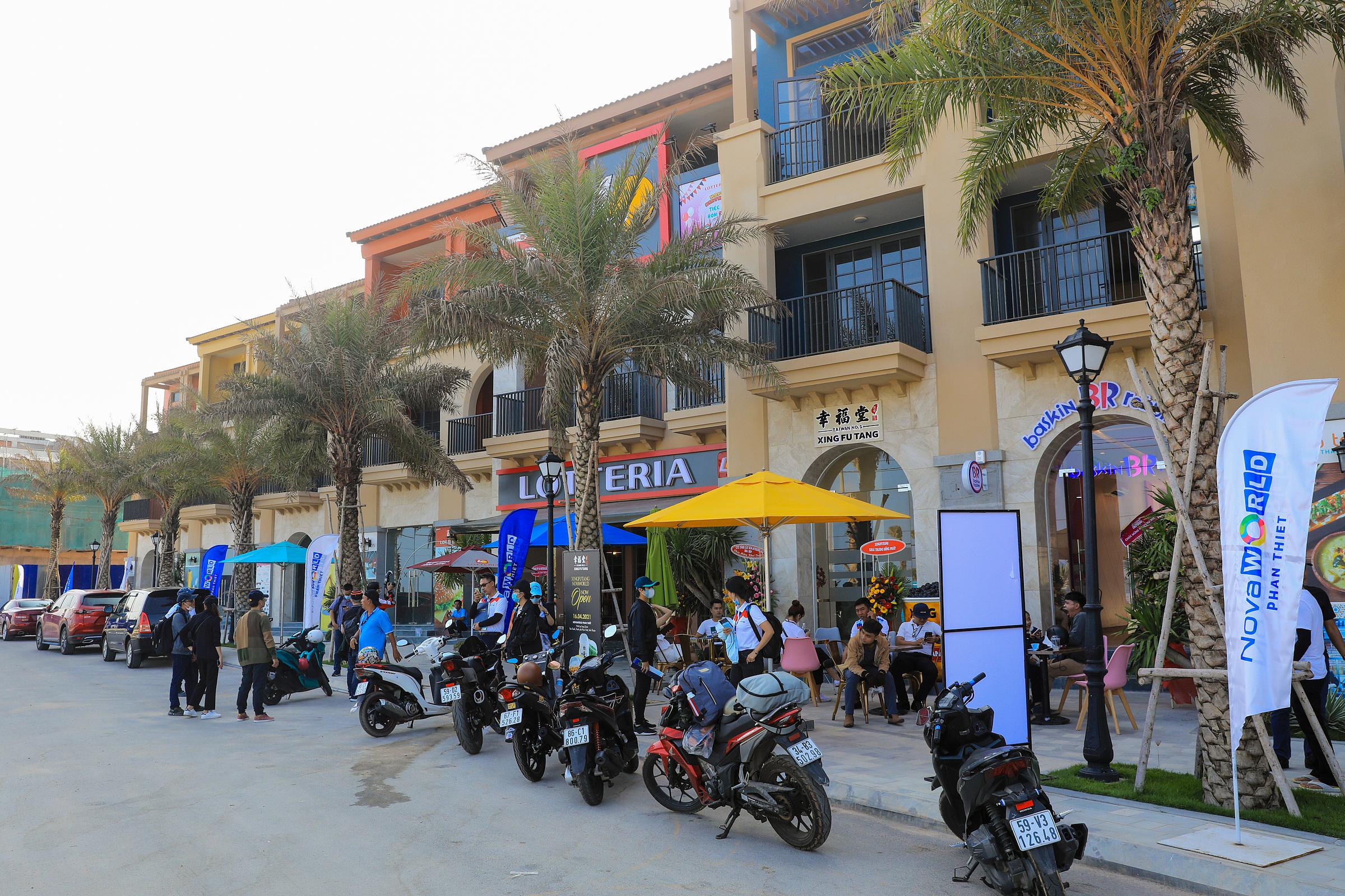 NovaWorld Phan Thiet vận hành loạt tiện ích