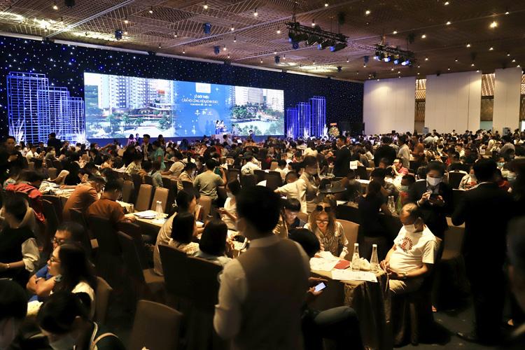 Nam Long giới thiệu 600 căn hộ thuộc Mizuki Park giai đoạn 2