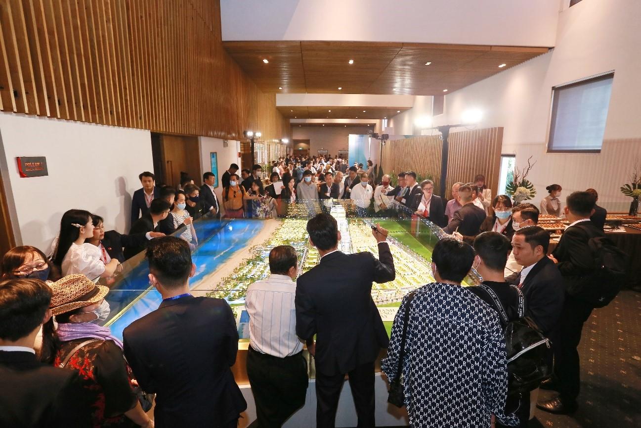 Ra mắt phân khu The Song tại Thanh Long Bay