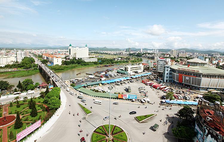 Địa ốc Móng Cái chuyển mình cùng khu kinh tế cửa khẩu