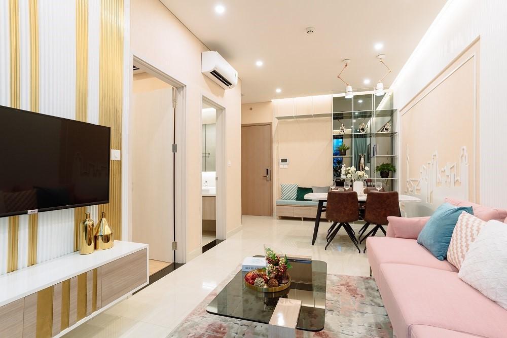 Những căn hộ thông thoáng góp phần hạn chế sự phát triển của mầm bệnh. Ảnh: DHA Corp.