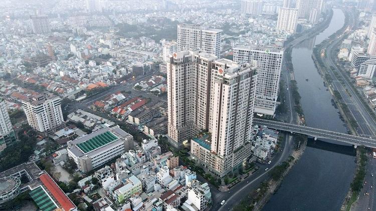 Millennium - một trong những dự án tạo dựng thương hiệu của Phát Đạt trên thị trường bất động sản TP HCM.