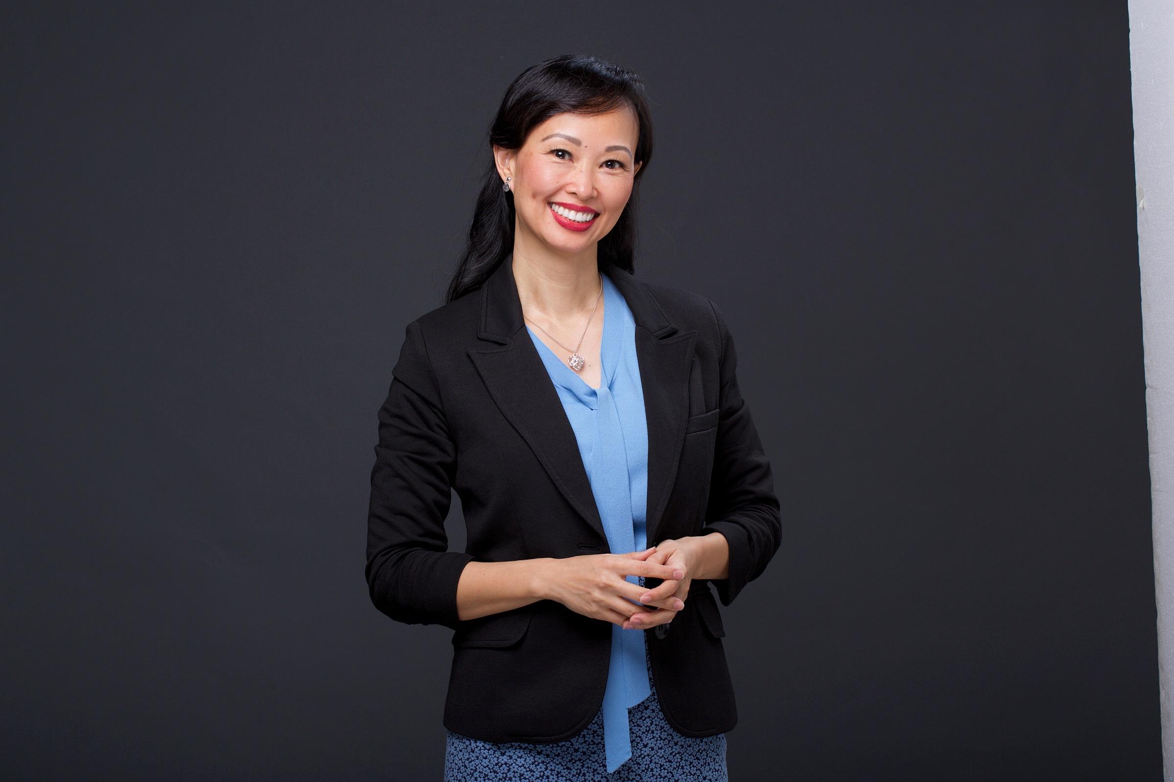 Bà Thái Vân Linh, CEO TVL Group, Cố vấn cấp cao Openspace Ventures. Ảnh: NVCC.