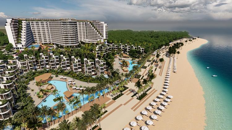 Vị trí tăng sức hút cho dự án Charm Resort Long Hải