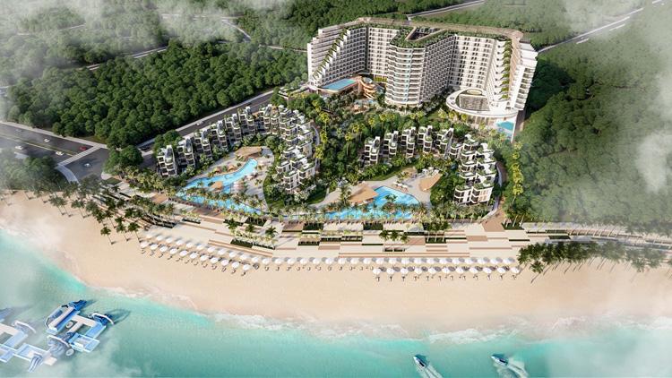 Charm Resort Long Hải được đánh giá cao về vị trí, thiết kế.