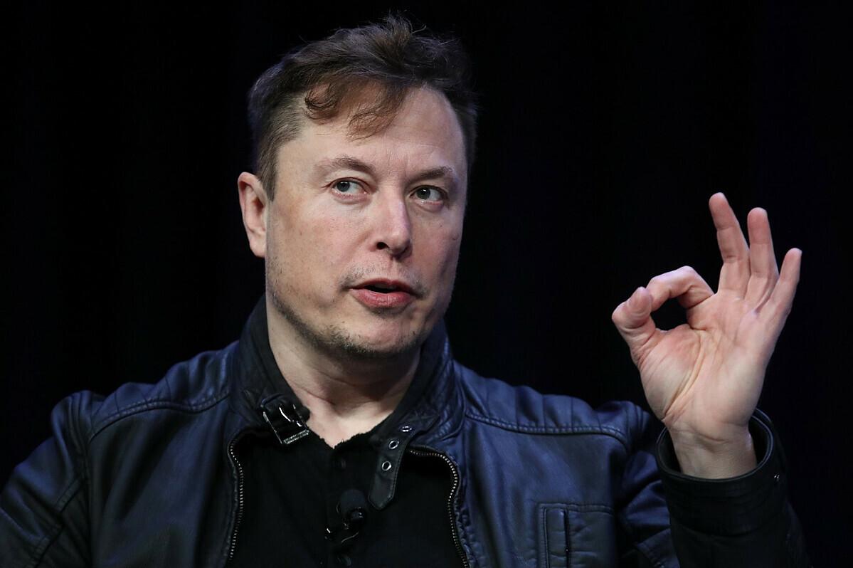 Elon Musk tại một hội thảo về vũ trụ ở Washington hồi tháng 3/2020. Ảnh: AFP.