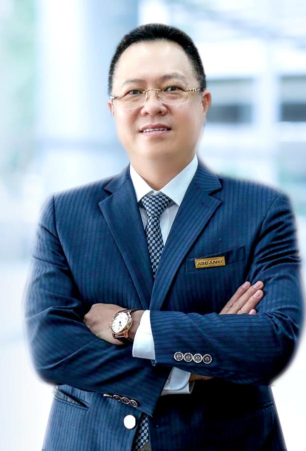 Ông Lê Hải - CEO ABBank.