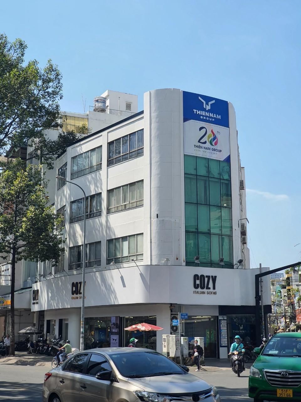 Gia tăng tiện ích và chỉnh trang các tòa nhà văn phòng cho thuê. Ảnh: Thiên Nam Group