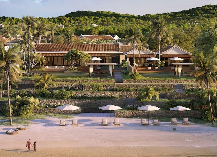 Dự án Park Hyatt Phu Quoc do BIM Land phát triển cùng Tập đoàn Hyatt.