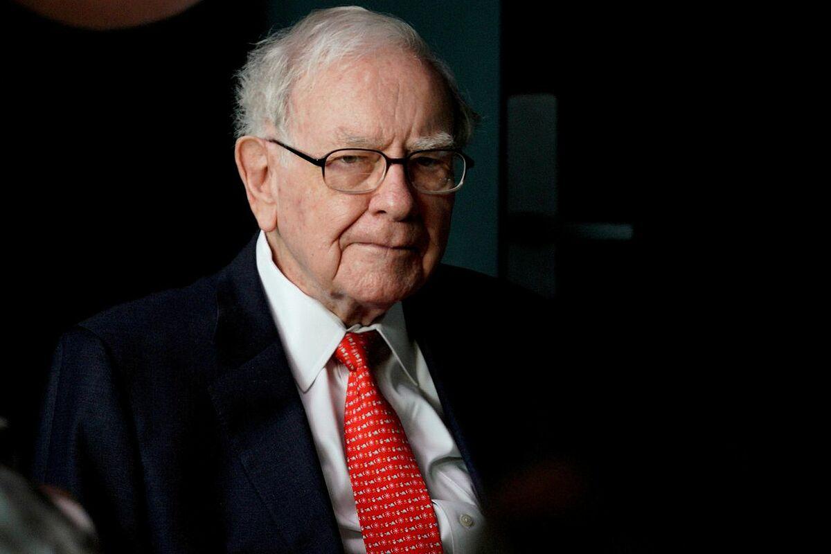 Tỷ phú Warren Buffett. Ảnh: Reuters