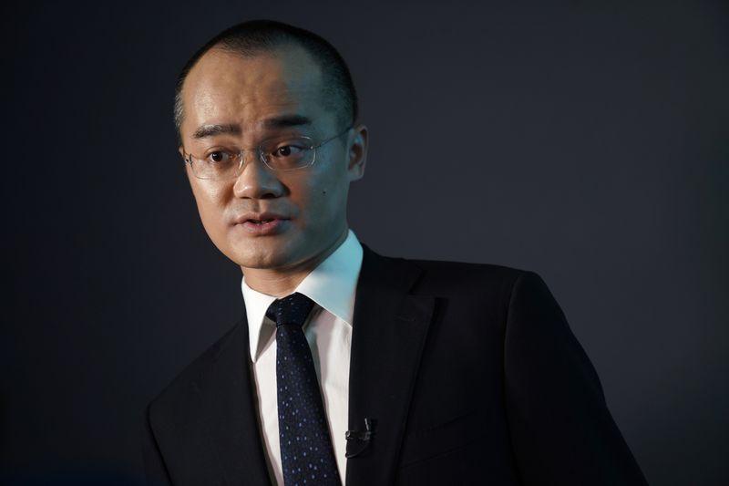 CEO Meituan Wang Xing. Ảnh: Bloomberg.