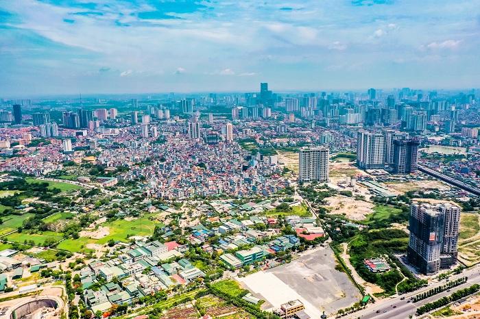 Bất động sản Tây Nam Hà Nội ăn theo cú hích hạ tầng