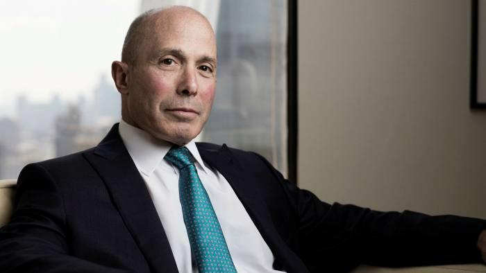 Evan Greenberg - Chủ tịch kiêm Tổng Giám đốc Điều hành Tập đoàn Chubb. Ảnh: Financial Times.