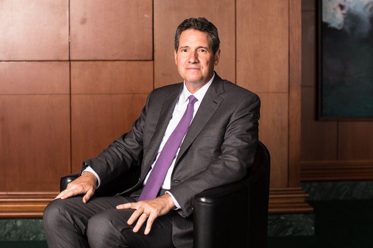Ông Chris Swift - Chủ tịch kiêm Giám đốc điều hành của The Hartford.
