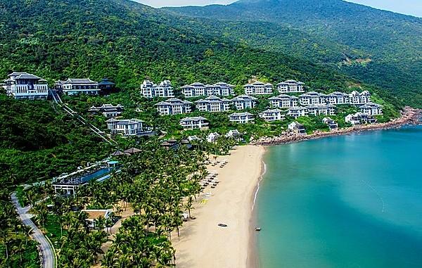 Khu nghỉ dưỡng InterContinental Danang Sun Peninsula Resort - nơi tổ chức hội nghị thượng đỉnh APEC 2017