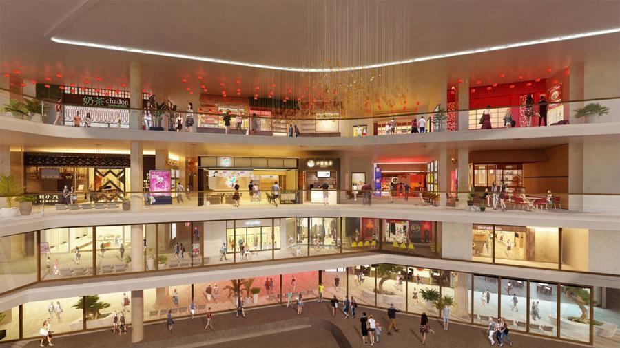 Mô hình One-stop Shopping sẽ là một trong những xu hướng phát triển của thị trường bán lẻ trong thời gian tới. Ảnh: ___________