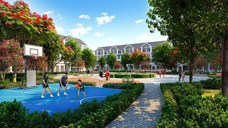 Đô thị phía Tây Hà Nội đón đầu xu hướng sống xanh