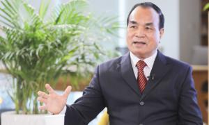 Ông chủ thương hiệu nước uống Việt khởi nghiệp ở tuổi tứ tuần